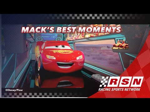 Mack's Best Moments | Racing Sports Network