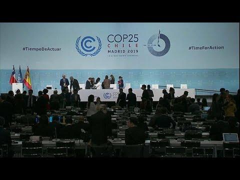 COP 25, al via il vertice sul cambiamento climatico