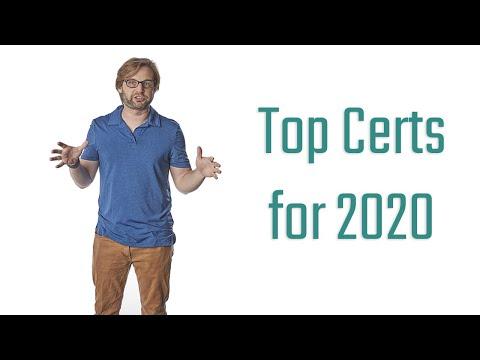 Top I.T. Certifications for 2020 - CCNA | DevNet | MCSA | Azure ...