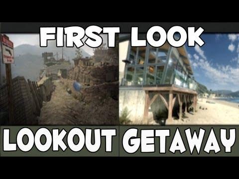 MW3 - New Face Off Maps! - смотреть онлайн на Hah Life