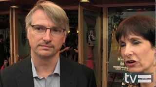 Interview Glen Mazzara & Gale Anne Hurd