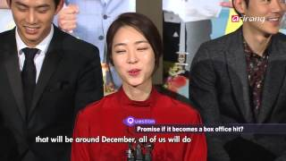 "Showbiz Korea - MOVIE ""MARRIAGE BLUE"", FEELINGS OF COUPLES WHO WILL SOON TIE THE KNOT"