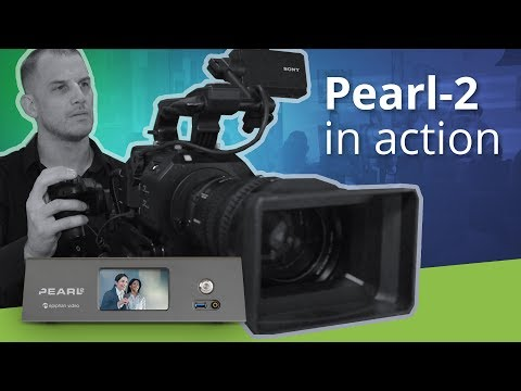 Pearl-2 Review - Live event streaming