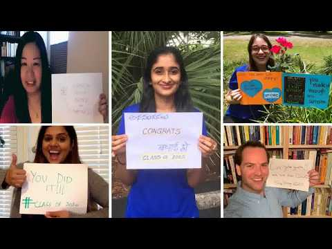 Congrats UF Class of 2020 from the CWC! #deargators2020