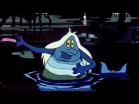 Песенки для детей - Я Водяной ( Летучий корабль, Союзмультфильм)