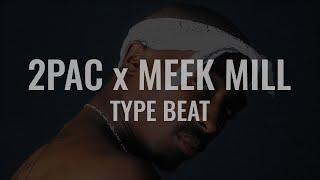 "FREE Tupac x Meek Mill Type Beat ""Strugglin""   Keto"