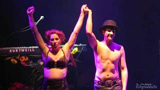 20/20 Dresden Dolls - Sing (Encore #2) @ 9:30 Club, Washington, DC 10/31/17