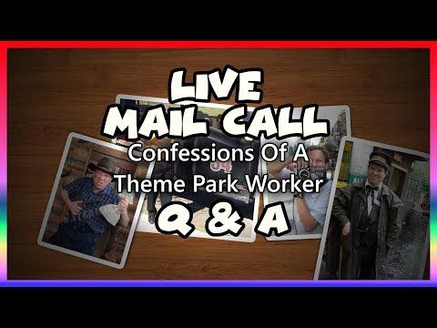 Mail, trip updates, video updates, and Q&A