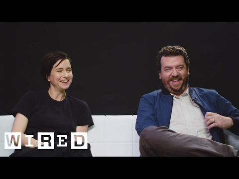 Danny McBride & Katherine Waterston Talk 'Alien: Covenant' Conspiracies at SXSW