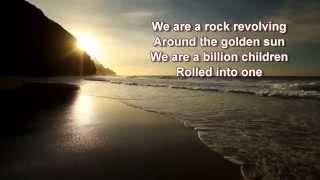 Saltwater + Julian Lennon + Lyrics / HD