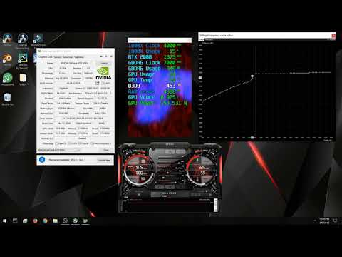 NVIDIA GPU Undervolting Overvolting and Overclocking Quick Tutorial