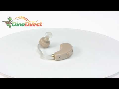 Wireless Hearing Aid Behind The Ear ZD-100A  from Dinodirect.com