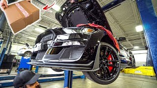 FORD SENDS ME A SURPRISE MOD FOR MY NEW 2020 SHELBY GT500! *NOT FAST ENOUGH*