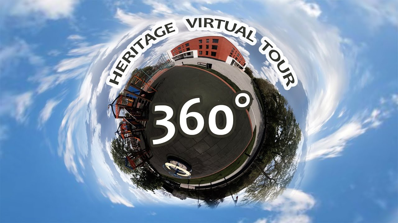 Virtual 360° tour