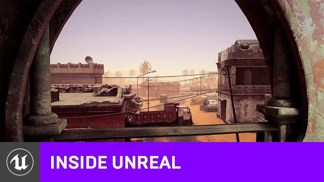 2020 Insurgency: Sandstorm Mapping Contest   Inside Unreal