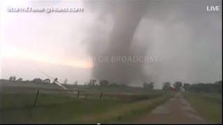 6/18/2014 South Dakota Storm Chase LIVE #2