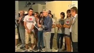Silvio Cattarina al Meeting 2013 (servizio di Tv2000)