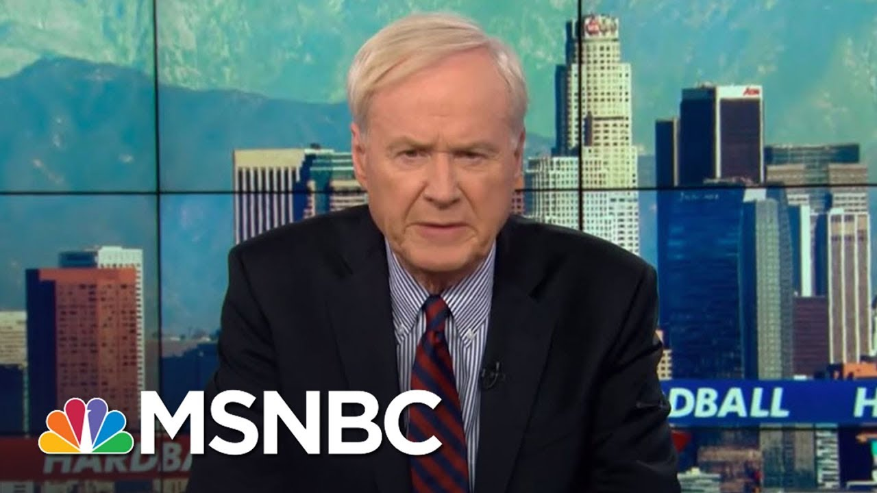 Chris Matthews: President Donald Trump Got Thumped This Week   Hardball   MSNBC thumbnail