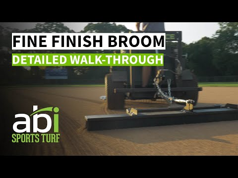 Fine Finish Broom – Detailed Features Walk-Through (ABI Force Z23)