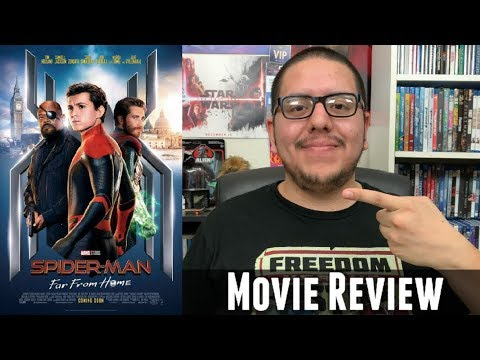 Spider-Man: Far From Home - Movie Review