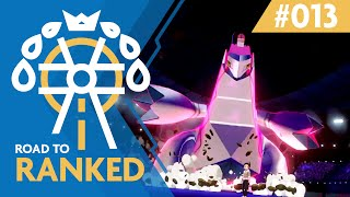 Road to Ranked #13 - Duraludon is Incredible!   Competitive Pokemon Sword/Shield Battles