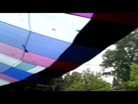 Volt Rocks Out 2010 - Regen tijdens Lopez die Skunk Anansie doet