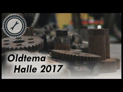 Werkstatt-Golf & Lammfelle - Oldtema Halle 2017