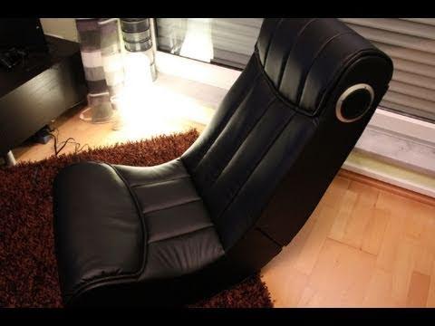 Soundz Game Chair / Music Rocker Basic: Test / Review (Deutsch)