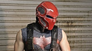 The Road to Red Hood- Part 10: Final Helmet Reveal!