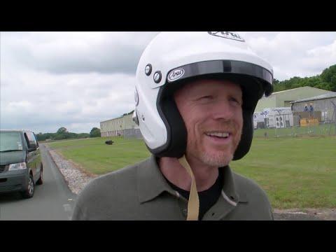 Ron Howard Lap | Behind the Scenes | Top Gear Series 20