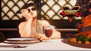 Street Fighter 5 mods Juri bigger TnA (C1) - Самые лучшие видео