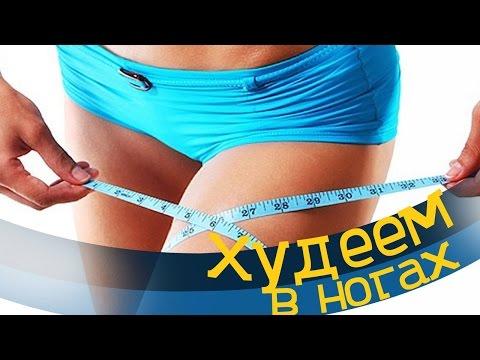 Как быстро и эффективно похудеть в ногах и бедрах (ляшках). Как быстро похудеть дома.