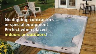 Jacuzzi Ontario - Reasons You Need an All Season Pool