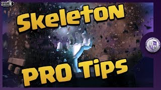 How To Use Skeleton Spell  Th9    Clash Of Clans