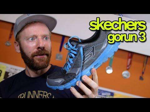 SKECHERS GORUN 3 REVIEW | The Ginger Runner