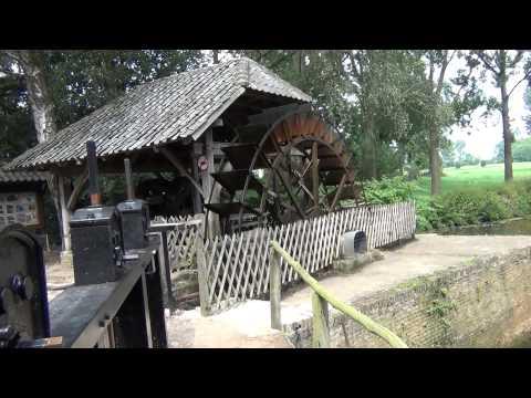 Watermolen in Vierlingsbeek