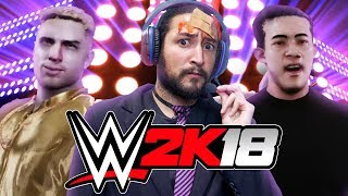 THE CHAMPION RETURNS • WWE 2K18 Tournament