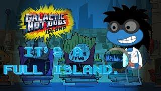 Poptropica: Galactic Hot Dogs Island