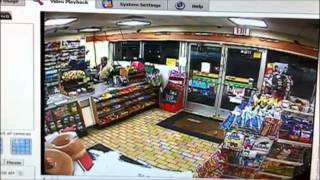 preview picture of video 'RA Pontiac 7-11 Armed Robbery'