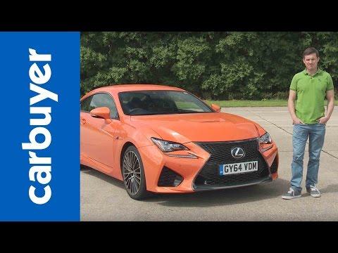 Lexus RC F review - Carbuyer