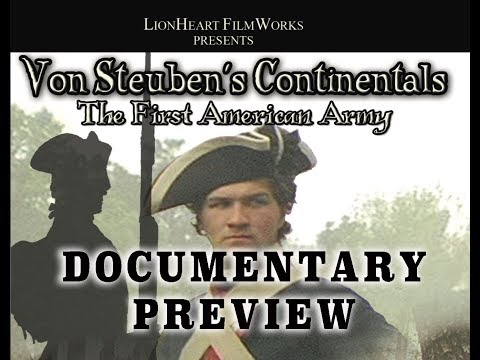 •.• Watch Full Von Steuben's Continentals: The First American Army
