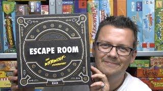 Escape Room - Das Werwolf Experiment (Mattel) - ab 13 Jahre