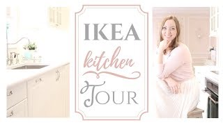 ORGANIZED KITCHEN TOUR | IKEA FRENCH COUNTRY KITCHEN | HOW TO ORGANIZE YOUR KITCHEN