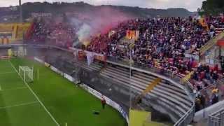 preview picture of video 'Benevento - Casertana 9 novembre 2014'