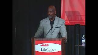 "Christopher Gardner: ""Chris Gardner Motivational Speech: Re-imagine Life"""
