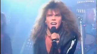 Europe     --     Rock    The    Night  Video   HQ