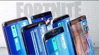 FORTNITE EN CADA SAMSUNG GALAXY!! y en los otros Android bastardeados
