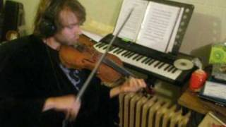"Celtic fiddle - ""A Sunny Sunday Morning"" - original compositioin"