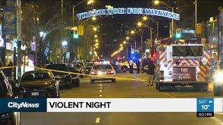 Multiple Shootings Overnight Send 2 To Hospital
