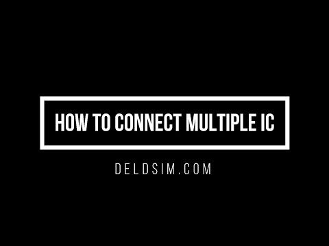 How to Connect Multiple IC